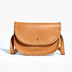 Madewell Bags - Madewell Whipstitch Leather Belt Bag